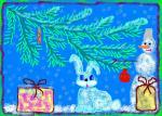 Подарки от Кролика