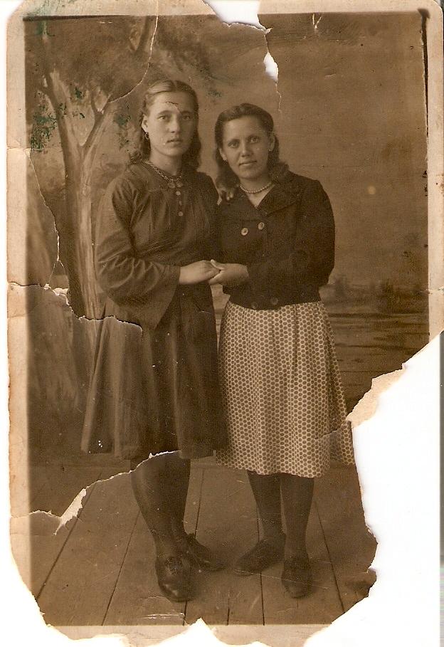 прабабушка справа