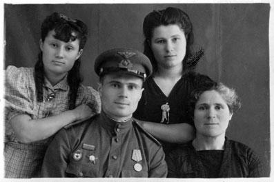Тыновские, 2 июля, 1945 года