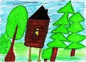 Автор рисунка Ксения 15