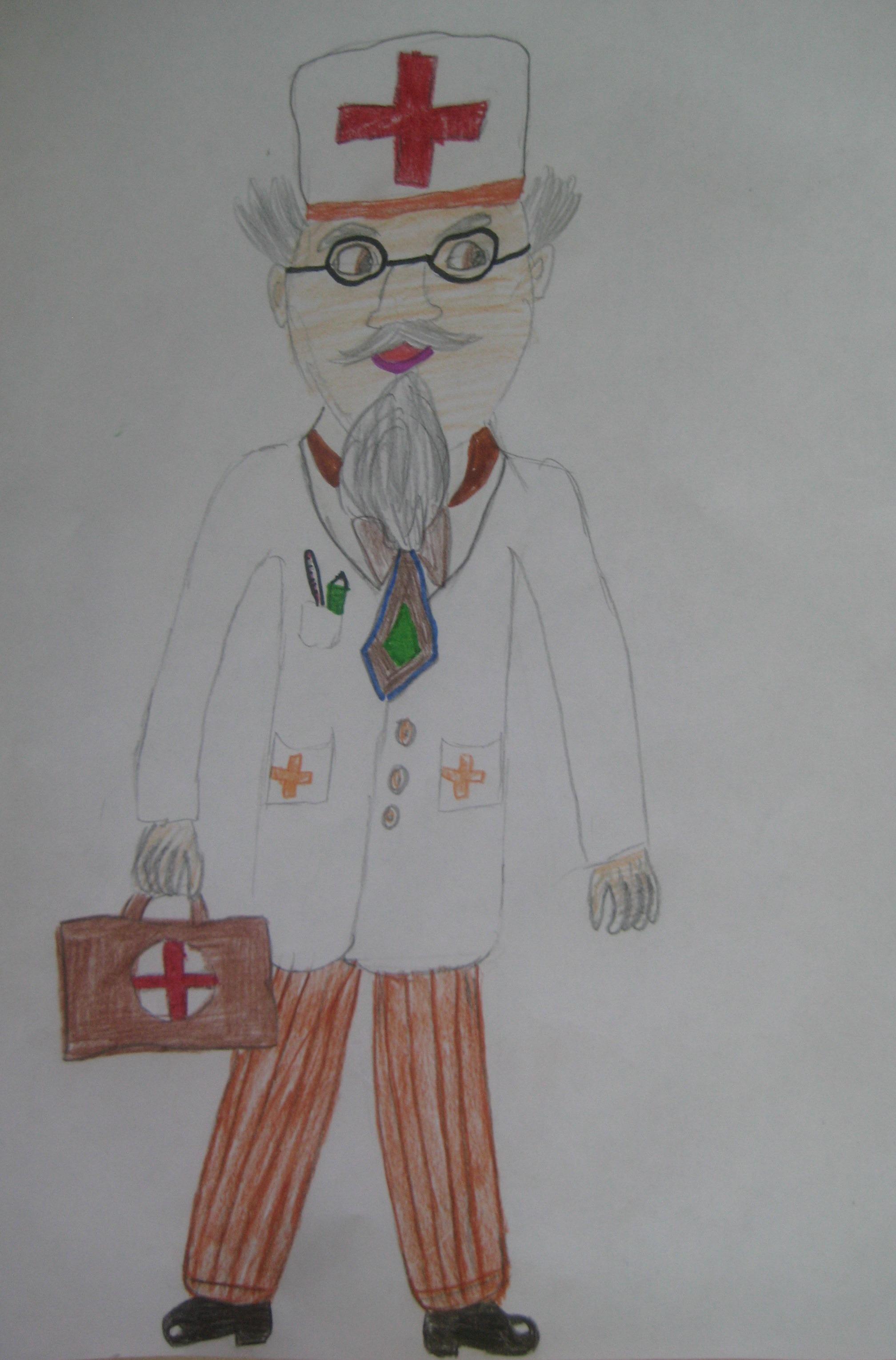 Рисунок Шведовской Даши